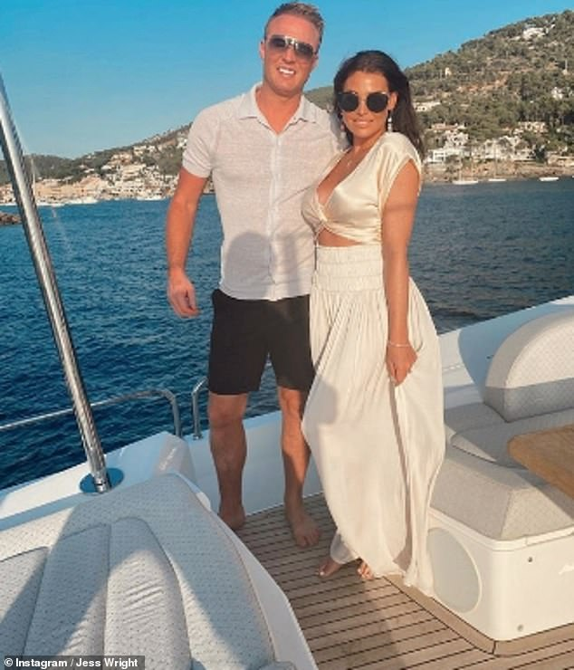Romance is alive: The TV star will need to enjoy her downtime to its fullest before diving into wedding preparations for her nuptials to her businessman fiancé William in June 2021