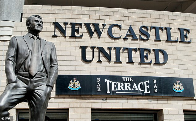 Robson has a statue outside St James' Park, with Mourinho having started his career under him