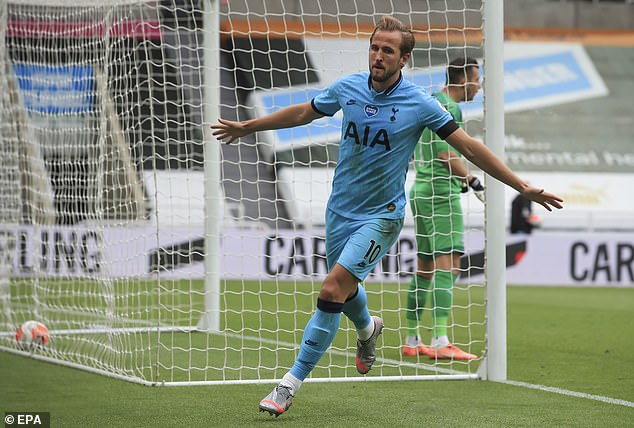 Harry Kane's double in a 3-1 win over the Magpies helped him win his first away game against them