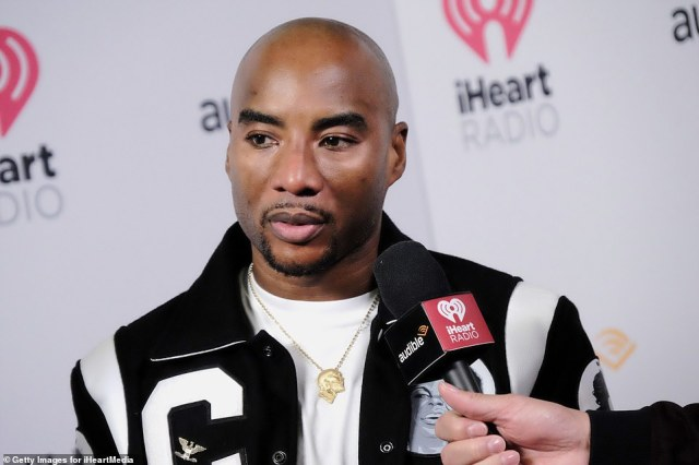 Breakfast Club host Charlamagne tha God weighed in on the controversy on Wednesday, saying Nick Cannon's firing proved 'Jews have the power'