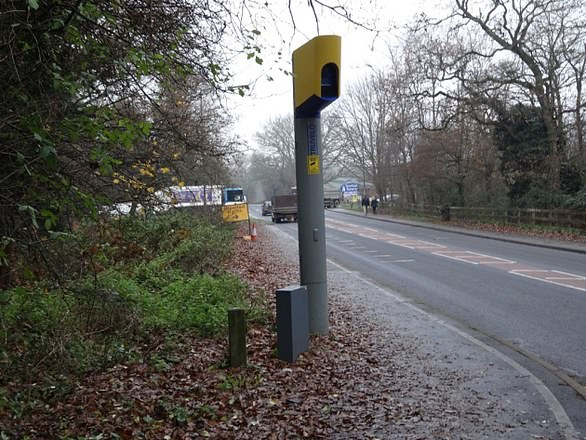 A1067 in Taverham near Norwich: 19,398 tickets and £1.9 million in fines