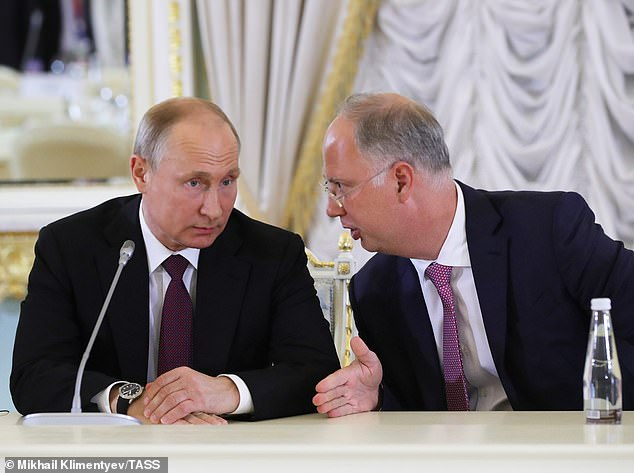 Putin's close friend Dmitriev says Russian vaccine is about to enter phase III trials and could be approved for use in August, with 200 million doses manufactured by September