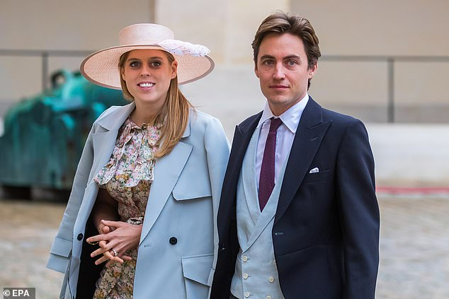 We said I do! Princess Beatrice has tied the knot with Edoardo Mapelli Mozzi, it was announced today. The royal, 31, has become daughter-in-law to ex skiing star and Italian count Alessandro and his first wife Nikki Shale