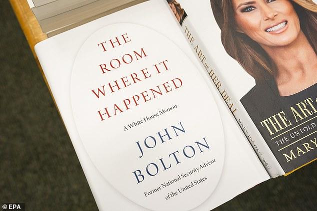 John Bolton's memoir `` The Room Where It Happened '' was released last month