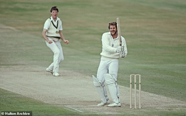 Sir Ian Botham took 383 wickets, which remains an English record, and scored 5,200 runs
