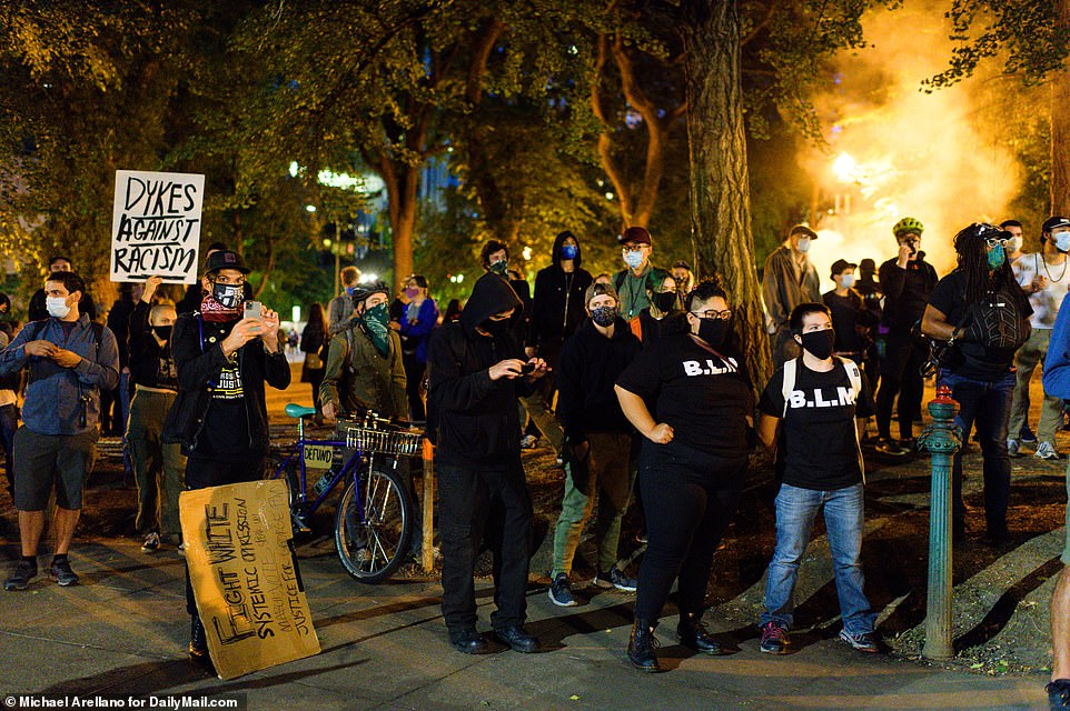 Since the beginning of nationwide protests on Memorial Day, Portland has held demonstrations for 50 nights straight as protesters deface federal buildings and demand changes to local law enforcement