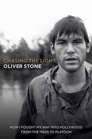 Abridged extract from Chasing The Light, by Oliver Stone, which is published by Monoray (octopusooks.co.uk ) on July 21, priced £25