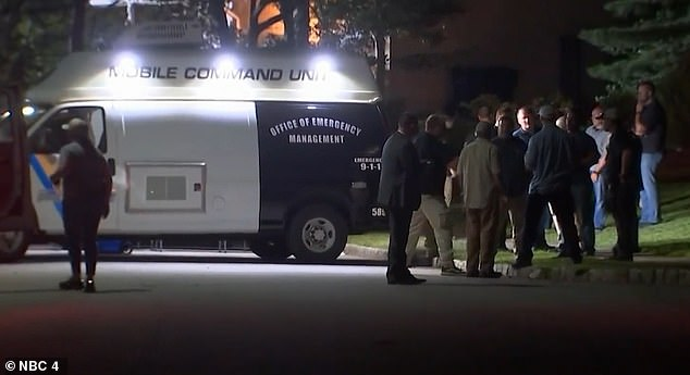 The FBI, U.S. Marshals, New Jersey State Police along with the New Jersey Office of the Attorney General have all been on the scene of the shooting throughout Sunday evening