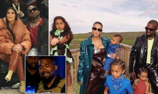 Kim Kardashian is Reportedly 'Furious' Kanye Said They Came Close to Aborting Their Daughter North Because she Knows the Seven-Year-Old will See the Comments when she's Older