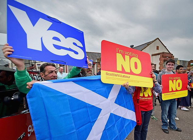 The Intelligence and Security Committee (ISC) claims Russia tried to influence the 2014 Scottish independence referendum