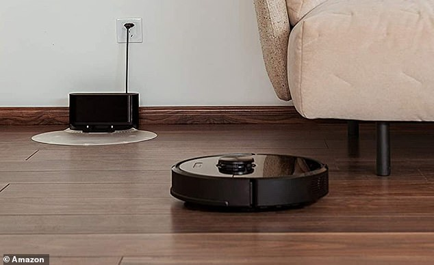 The Roborock S6 vacuum cleaner takes all the hassle out of keeping your floors clear of dust, dirt and pet hair