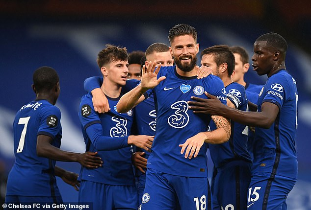 Chelsea could start new league season later if they progress to Champions League