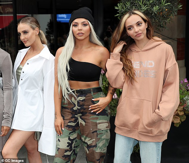 Little Mix's Perrie Edwards, Jade Thirlwall and Jesy Nelson bank £700,000 in a year