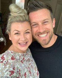 Chris Ramsey and his pregnant wife Rosie celebrate their sixth wedding anniversary