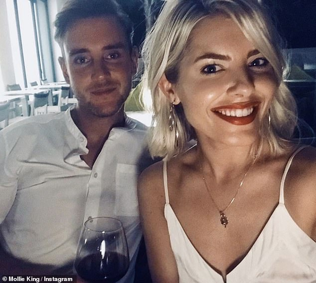 Reunited: The pair reportedly began dating in March 2018 and began an on-off relationship due to their busy schedules before deciding to fully commit and move in together in 2020
