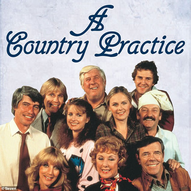 Cult favourite:Airing from 1981 to 1993, a Country Practice followed the lives of residents living and working in a fictional rural country town named Wandin Valley, in New South Wales, Australia