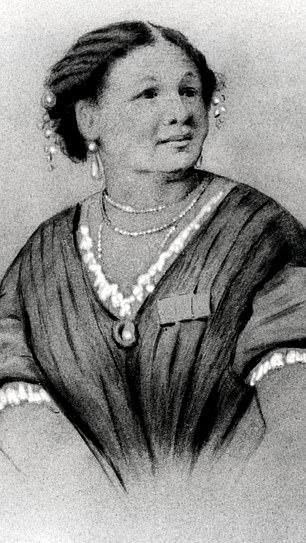 Mary Seacole was a nurse during the British-Jamaican Crimean War