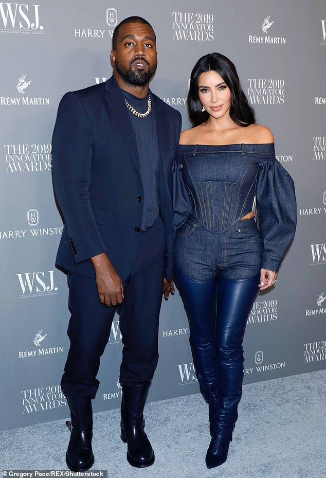 Speaking: Kim, who shares North, seven, Saint, four, Chicago, two, and Psalm, 14 months with Kanye, broke her silence on the issue as she addressed her battle with bipolar disorder on Instagram