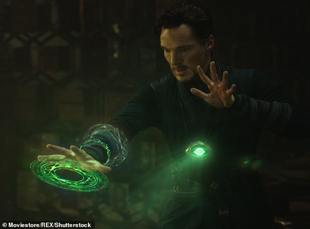 Powerful:Doctor Strange told the tale of a genius neurosurgeon who is drawn into the world of mystical arts after a car crash brings his medical career to a crashing halt