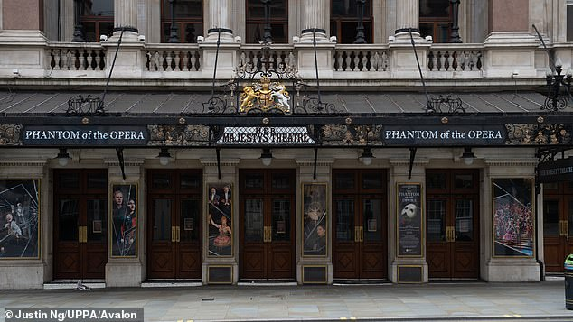The financial impact of the pandemic and the lingering restrictions on theaters in the UK have forced it to close, producer Sir Cameron Mackintosh said.