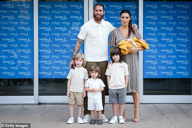 Posh and Becks: The star couple were dubbed the Posh and Becks of Spain, after David and Victoria Beckham, when they started dating in September 2012