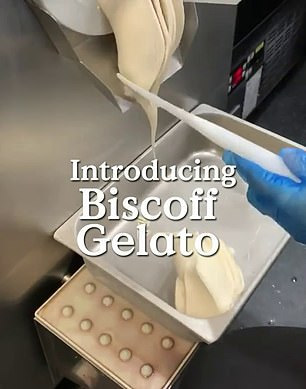 The Biscoff flavour will only be available in stores while stock lasts throughout August