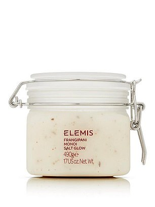 Elemis Frangipani Monoi Salt Glow Body Scrub (£42) at Very
