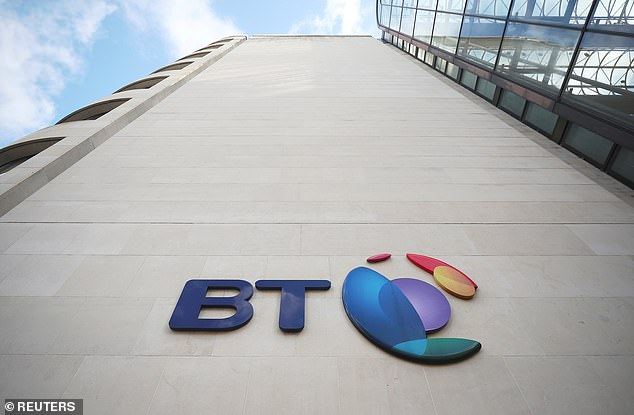 BT said they expect to see a further impact from Covid-19 as a result of business insolvency