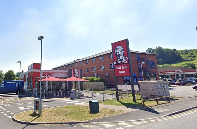 Customers who ate at KFC said they received text messages from the NHS testing and traceability system and a spokesperson said other staff had been asked to get tested.