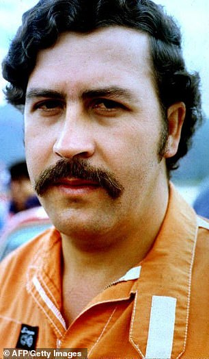 Charlie Wilson allegedly met Pablo Escobar at his home in Columbia in 1984