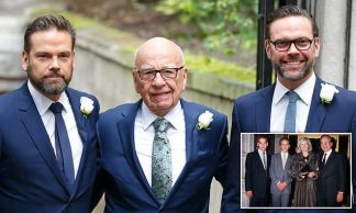 The Battle of the Murdoch Brothers: How James' Shock Resignation From News Corp Hands Victory to Lachlan in Their Succession-Style Fight to Seize Their Father's Crown