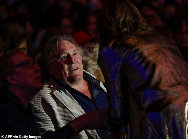 Described as a controversial and larger-than-life character, Depardieu (attending the opening of the Beiteddine International Art Festival in 2019) became the face of French cinema due to roles in films such as Cyrano de Bergerac, Jean de Florette and Camille Claudel