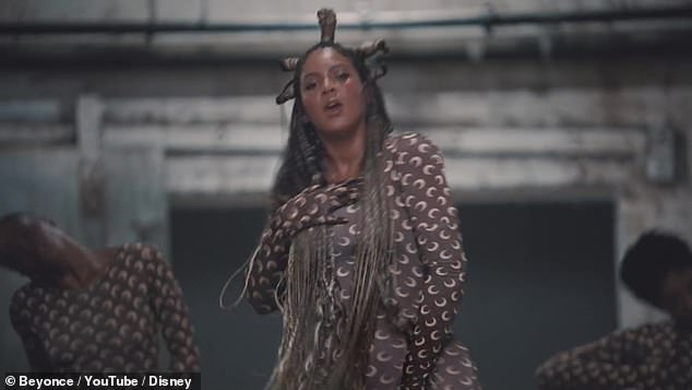 Exciting: On Friday, Beyoncé released the official video for her song Already from Black Is King, which is based on and is a visual companion to her 2019 album The Lion King: The Gift