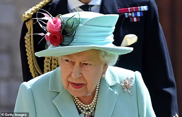 Ms Kelly learned of the outburst and alerted the Queen to his bad language, prompting the monarch to summon her grandson to a private meeting. 'He was put firmly in his place,' said a Royal source. 'He had been downright rude'