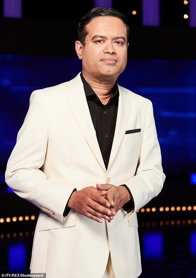 Illness? The Chase star Paul Sinha revealed in March that he believed he had contracted coronavirus