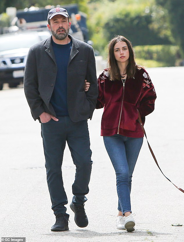 Riding solo: In order to keep all eyes on the film's star Daniel Craig, 52, bosses behind the long-running James Bond franchise want Ana de Armas to attend the red carpet premiere for No Time To Die without beau Ben Affleck, 47; Ben and Ana pictured in March