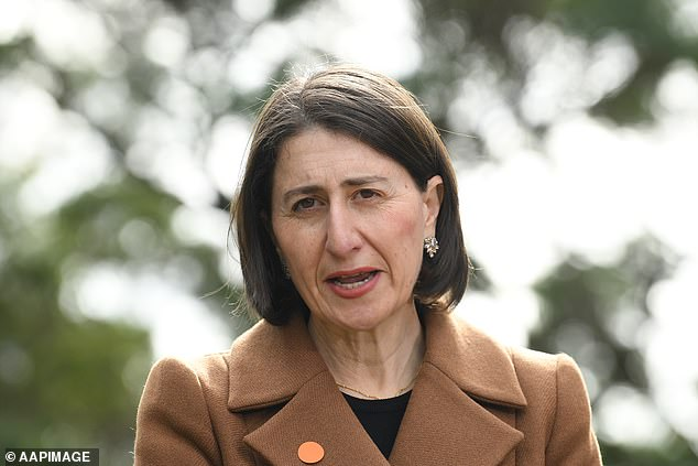 NSW Premier Gladys Berejiklian increased regulations on July 17 following the outbreak at the Crossroads Hotel
