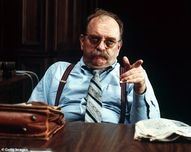 In 1981, Brimley played Assistant U.S. Attorney James A. Wells in the Sydney Pollack thriller Absence of Malice, starring Paul Newman and Sally Field.