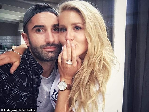 'I thought it was a little bit strange that after a couple years they weren't engaged': Todd said he felt 'sad' for Ali and speculated that she may have 'sacrificed a lot of what she wanted to fit into [Taite's] life'