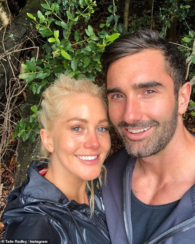 'She had a pattern of doing that': The Bachelorette's runner-up Todd King has revealed the possible 'REAL reason' behind Ali Oetjen (left) and Taite Radley's (right) split