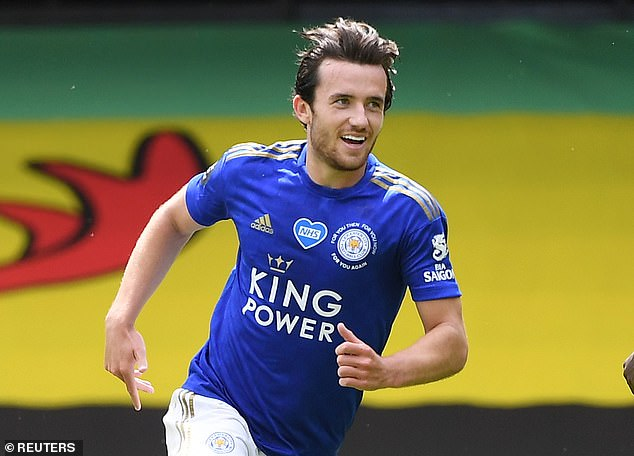 Chelsea raise funds to tip Leicester full-back Ben Chilwell this summer