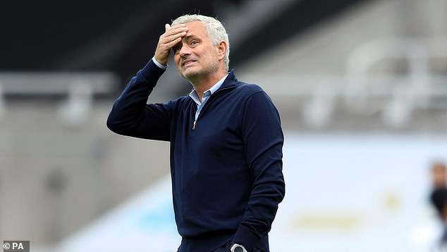There was little praise for Jose Mourinho who is said to have lost his 'mojo and magic'