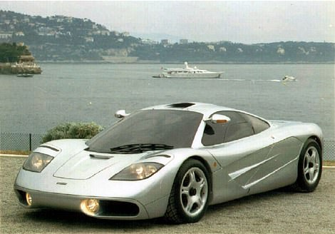The T.50 is the successor to the McLaren F1 supercar of the 1990s, which Murray also designed