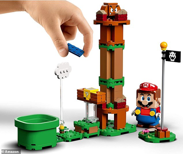 The colourful Super Mario Adventures collection has fast become an Amazon bestseller and will probably be at the top of many Super Mario fans' Christmas lists this year too