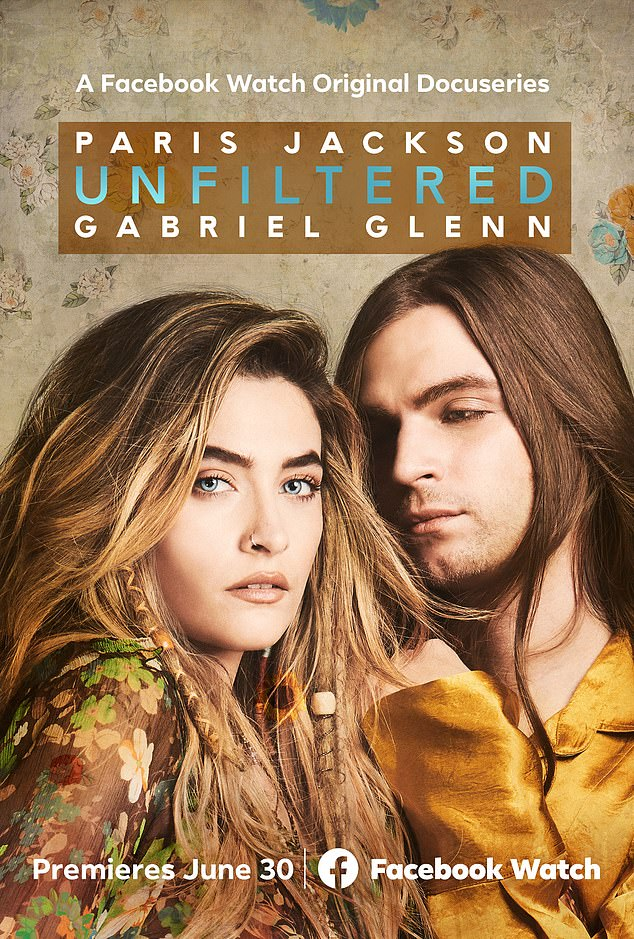 Listening: The season finale of Unfiltered: Paris Jackson and Gabriel Glenn airs Tuesday on Facebook Watch