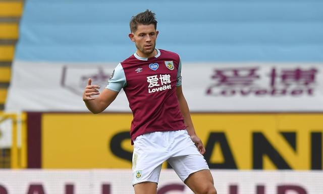 Burnley defender James Tarkowski will not be sold for less than £50million  release clause   Daily Mail Online