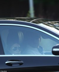 Ashley Olsen drives in the Hamptons with rumored fiancé Louis Eisner… after scoring two CFDA nods
