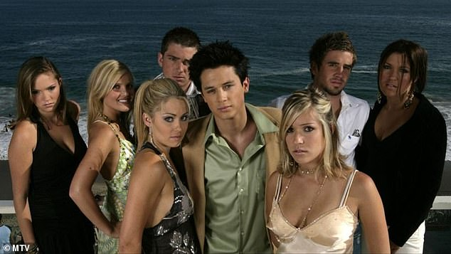 Love rivals: Stephen was famously involved in a love triangle with Kristin and her rival Lauren Conrad on the series