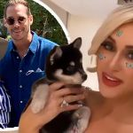 Paris Hilton Shows Off New Teacup Pomsky Puppy In Napa Daily Mail Online