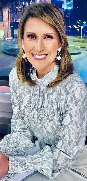 NOW: Natalie on Sunrise in 2020